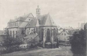 1900 Untere Stadtkirche (Foto von Ralf Schnitzler)